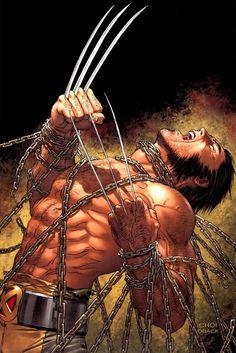 """Wolverine, James """"Logan"""" Howlett"""