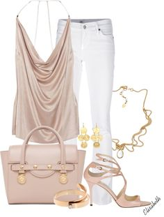 """Jimmy Choo's"" by lbite1 on Polyvore"