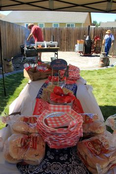 Cowboy and Cowgirl Birthday Party Ideas | Photo 35 of 42 | Catch My Party