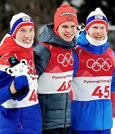 Ski Jumping, Dream Team, Jumpers, Norway, Skiing, Sky, Character, Ski, Heaven