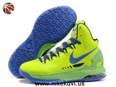 Volt Blue Black Nike Zoom KD V Sale Online
