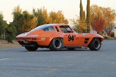 Second Time Around: Frank Manning's '64 Corvette Vintage Racer - Chevy Hardcore