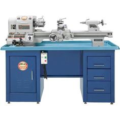 "Shop the South Bend - 10K - 28"" Bench Lathe at Grizzly.com"