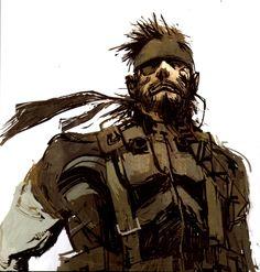 Ashley Wood // Metal Gear Solid ///