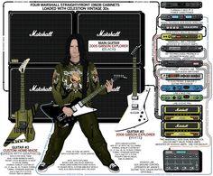 Jason Hook – Five Finger Death Punch – 2010