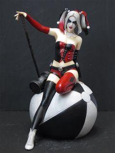 DC Comics Fantasy Figure Gallery statuette 1/6 Harley Quinn (Luis Royo) Yamato