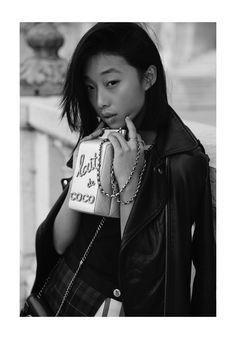Margaret Zhang | Chanel in Paris