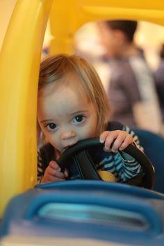 Little girl portrait by www.sausageandsweetpea.com