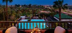 La Mamounia è un'esperienza per i sensi, un hotel che racchiude la vera anima di Marrakech e del Marocco.