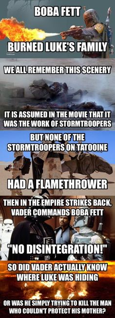 Here's an interesting Star Wars theory (not my theory, but I made it into meme form) ^^^ Hmm. This is a really interesting theory. It kinda makes sense too. Star Wars Facts, Star Wars Humor, Prequel Memes, Dog Quotes Funny, The Force Is Strong, Love Stars, Geek Culture, Clone Wars, Fun Facts