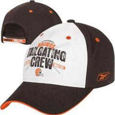 Cleveland Browns Tailgating Crew Structured Adjustable Hat: Amazon.com ...#UltimateTailgate #Fanatics