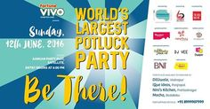 3 Reasons why you should go to the Worlds' Largest Potluck Party in Ahmedabad