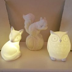 They might be #nightlights but make gorgeous decorations!