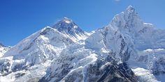 Mount Everest, High