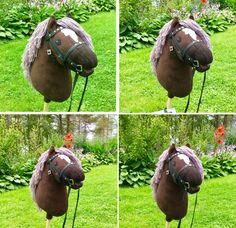 The handmade great hobbyhorse for present...