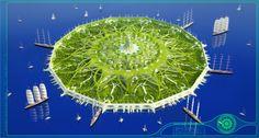 Circular water city