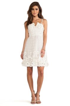 Great little dress for an engagement party, bridal shower, etc.