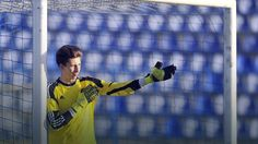 Kamil Grabara - 17-letni bramkarz Ruchu trafił do Liverpool FC