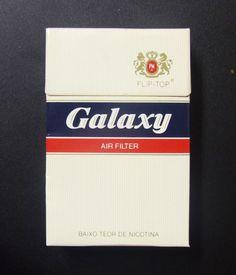 Embalagem de Galaxy Air Filter