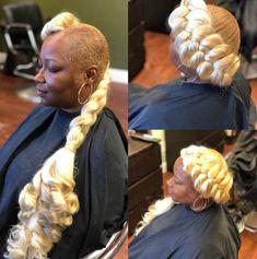 #Goddess Braids Styles for Black Hair #Slithering #Like a #Snake # goddess Braid...#black #braid #braids #goddess #hair #slithering #snake #styles