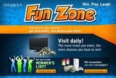Win Cash Prizes