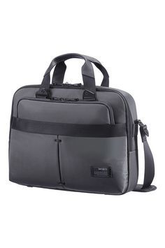 "Samsonite cityvibe Slim Bailhandle 16"" Ash Grey"