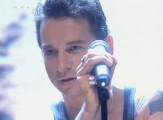 """"""" Top of the Pops 2005 """" Dave Gahan, The Power Of Music, Kinds Of Music, Burning Love, English Men, Love Me Forever, Cool Bands, My Boys, Lust"""
