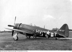 P 47D Thunderbolt 8AF 56FG 61FS