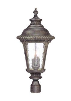 This Acclaim Lighting Surrey 3 Light Outdoor Post Mount Light Fixture is ornately detailed and available in finish options. A dashing way to top your outdoor post, this light fixture comes in finish options and requires three bulbs (not included). Outdoor Post Light Fixtures, Outdoor Post Lights, Outdoor Lighting, Exterior Lighting, Outdoor Ideas, Traditional Post Lights, Lamp Post Lights, Lantern Set, Light Bulb Types