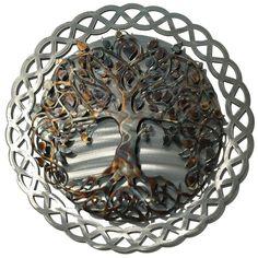 Heated,Two-Piece Infinity Tree