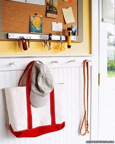 Organize with magnets and never lose your keys again! Learn more @BrightNest Blog