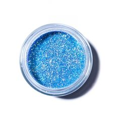Lime Crime Pisces Zodiac Eye Glitter (83 VEF) ❤ liked on Polyvore featuring beauty products, makeup, eye makeup, beauty, blue, eyeshadow, 35. eye makeup., filler, blue makeup and lime crime