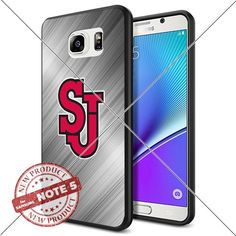 NEW St. John's Red Storm Logo NCAA #1559 Samsung Note 5 Black Case Smartphone Case Cover Collector TPU Rubber original by ILHAN [Silver BG] ILHAN http://www.amazon.com/dp/B0188GOOHM/ref=cm_sw_r_pi_dp_jvXLwb09PHTWR