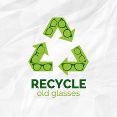 DO YOU HAVE any old pairs of glasses or sunglasses laying around at home that are still in good condition? Bring them in to donate to charity!