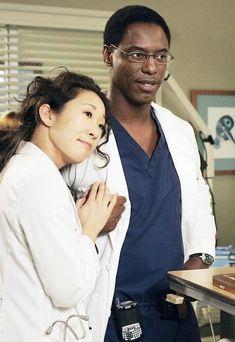 Cristina Yang & Preston Burke, 'Grey's Anatomy' - The Most Heartbreaking Star-Crossed Lovers in TV History - Photos