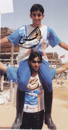 Hamdan and Ahmed _________________archives/no source______found on Shks Dubai