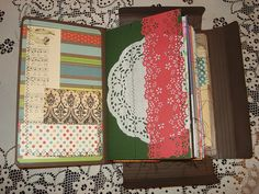 junk journal page ideas - Google Search