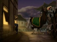 """Ostrich Horse 