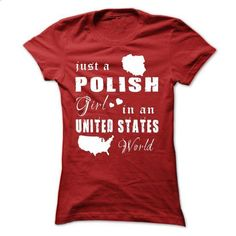 Polish Girl in USA - #simply southern tee #hoodie kids. ORDER NOW => https://www.sunfrog.com/States/Polish-Girl-in-USA-Red-Ladies.html?68278
