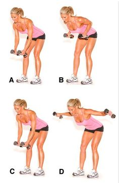 arm workout - I WILL get my arm muscles to look like this!!