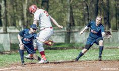 Otwarcie sezonu 2014 Hrabiny vs KSB Wrocław  #softball #baseball #wroclaw #playball