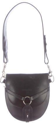 Michael Kors Leather Saddle Bag  https://api.shopstyle.com/action/apiVisitRetailer?id=609635466&pid=uid2500-37484350-28