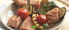 Wilde Alaskaanse Zalmspiesjes recept | Smulweb.nl