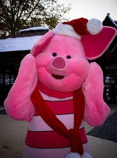 Piglet @ Disneyland Paris