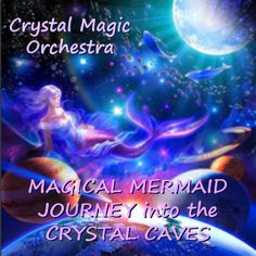 Listen to the Water Sound Waves, magical sounds of mermaids, dolphins, water fairies and all who live in the Cetacean Nation of our new Aurora Earth.  Swim into the Inner Cosmos, from the Cosmic Ethers to the Cities of Light. Magical Atlantis sits far below the Heart of Mother Earth...  listen music here http://crystalmagicorchestra.com/music-listening