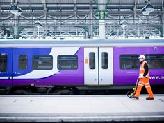 Ferrovial y Abengoa, seleccionadas para un proyecto de electrificación ferroviaria en Reino Unido - Ferrovial