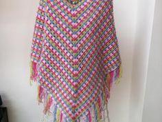 comment tricoter un poncho au crochet