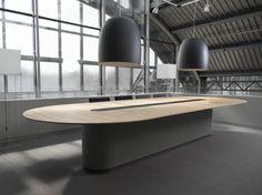 Designer table Spazio Conference | Tables of Arco