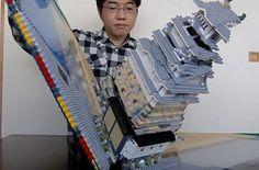 Un livre Pop-Up incroyable en Lego