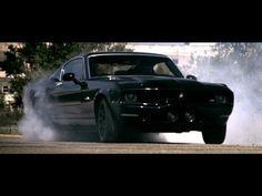 The Equus Bass.  A modern interpretation of a muscle car.